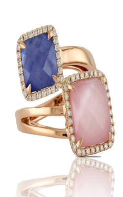 Doves by Doron Paloma Parisian Plum Fashion ring R6283LMPQ product image