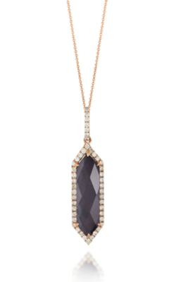 Doves By Doron Paloma Haute Hematite Necklace P8130AMHM product image