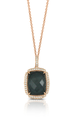 Doves By Doron Paloma Haute Hematite Necklace P7496HM product image
