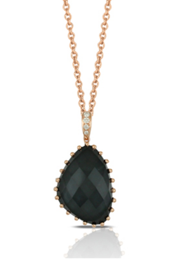 Doves By Doron Paloma Haute Hematite Necklace P7403HM product image