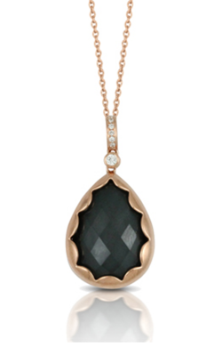 Doves By Doron Paloma Haute Hematite Necklace P7292HM product image