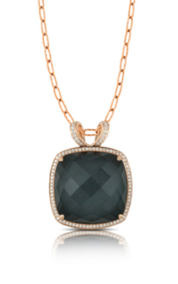 Doves By Doron Paloma Haute Hematite Necklace P7053HM product image