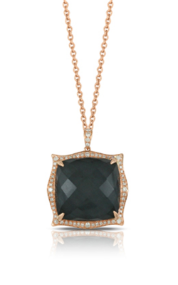 Doves By Doron Paloma Haute Hematite Necklace P6907HM product image