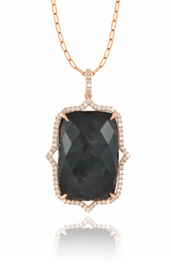 Doves By Doron Paloma Haute Hematite Necklace P6905HM product image