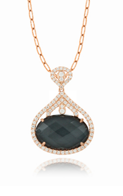 Doves By Doron Paloma Haute Hematite Necklace P6300HM product image