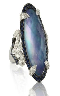 Doves by Doron Paloma Ivory Sky Fashion ring R6213SLMW product image