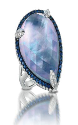 Doves by Doron Paloma Ivory Sky Fashion ring R6211SLMW product image