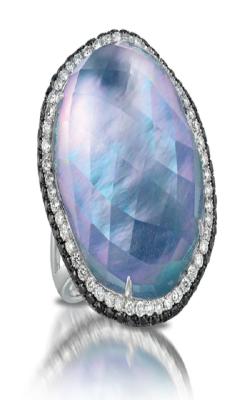 Doves by Doron Paloma Ivory Sky Fashion ring R6210BLMW product image