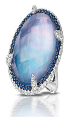 Doves By Doron Paloma Ivory Sky Fashion Ring R6054SLMW product image