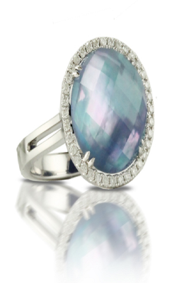 Doves By Doron Paloma Ivory Sky Fashion Ring R4524LMW-1 product image