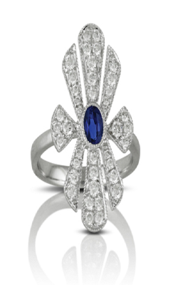 Doves By Doron Paloma Azure Fashion Ring R8309SP product image