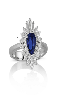 Doves By Doron Paloma Azure Fashion Ring R8278SP product image