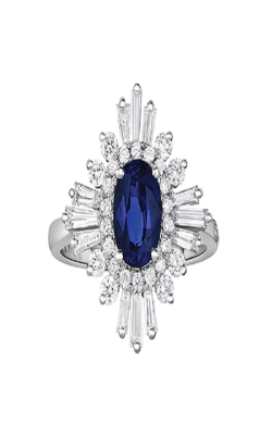 Doves By Doron Paloma Azure Fashion Ring R8277SP product image