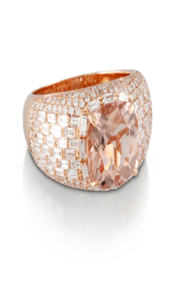 Doves By Doron Paloma Rosé Fashion Ring R8578MG product image