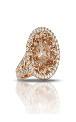 Doves By Doron Paloma Rosé Fashion Ring R8159MG product image