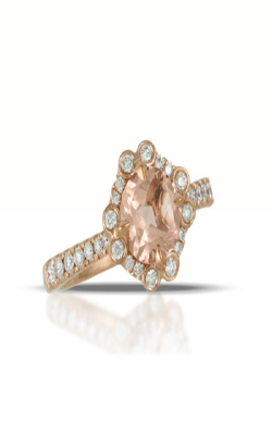 Doves By Doron Paloma Rosé Fashion Ring R8158MG product image