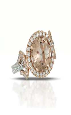Doves By Doron Paloma Rosé Fashion Ring R8156MG product image