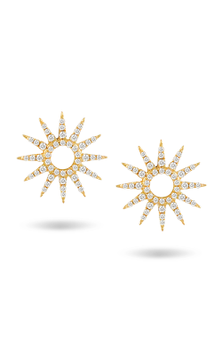 Doves By Doron Paloma Diamond Fashion Earrings E8965-1 product image