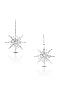 Doves By Doron Paloma Diamond Fashion Earrings E8553-2 product image