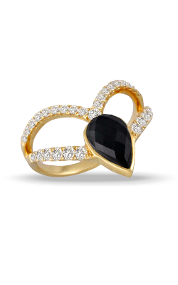 Doves by Doron Paloma Gatsby Fashion ring R8255BO product image