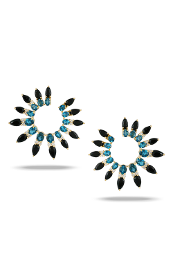 Doves by Doron Paloma London Blue Earrings E9049BOLBT product image