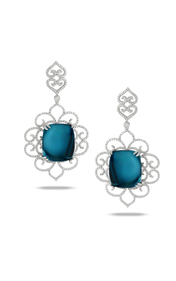 Doves by Doron Paloma London Blue Earrings E7986LBT product image