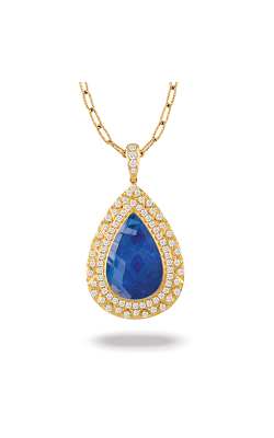 Doves By Doron Paloma Royal Lapis Necklace P8977LP product image