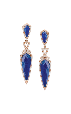 Doves By Doron Paloma Royal Lapis Earrings E4775LP product image