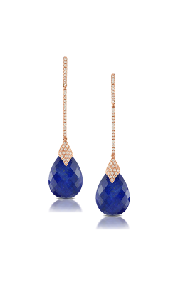Doves By Doron Paloma Royal Lapis Earrings E5611LP product image