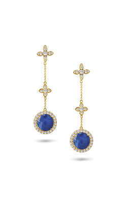 Doves by Doron Paloma Royal Lapis Earrings E8879LP product image