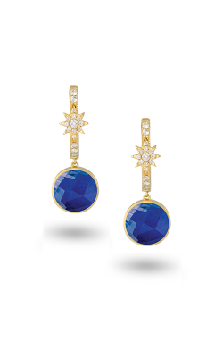 Doves by Doron Paloma Royal Lapis Earrings E8932LP product image