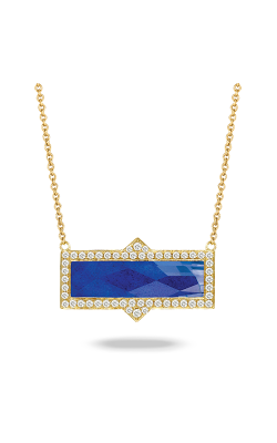 Doves by Doron Paloma Royal Lapis Necklace N8305LP-1 product image