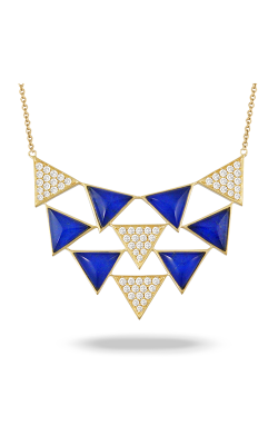 Doves By Doron Paloma Royal Lapis Necklace N8667LP product image