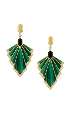 Doves By Doron Paloma Verde Earring E9263BOMC product image