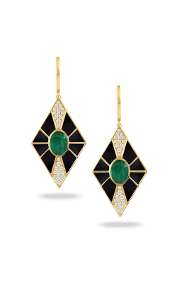 Doves By Doron Paloma Verde Earring E9029BOMC product image