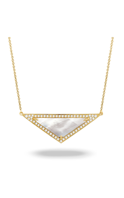 Doves by Doron Paloma White Orchid Necklace N7041WMP product image