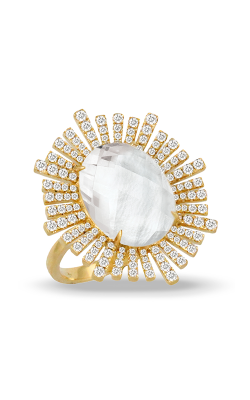 Doves by Doron Paloma White Orchid Fashion ring R8996WMP product image