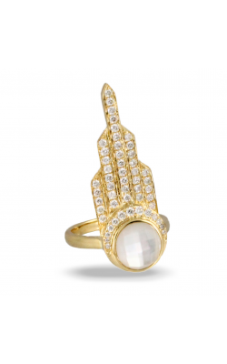 Doves by Doron Paloma White Orchid Fashion ring R8988WMP product image