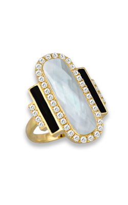 Doves By Doron Paloma White Orchid Fashion Ring R8746BOMP product image
