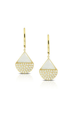 Doves by Doron Paloma White Orchid Earrings E8398WMP product image