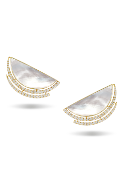Doves By Doron Paloma White Orchid Earrings E8875WMP product image