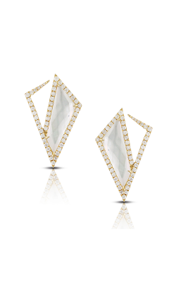 Doves By Doron Paloma White Orchid Earrings E8862WMP product image