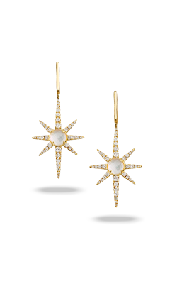 Doves By Doron Paloma White Orchid Earrings E8723WMP product image