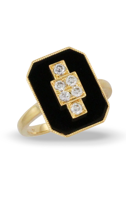 Doves by Doron Paloma Gatsby Fashion ring R9055BO product image