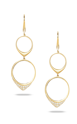 Doves by Doron Paloma Diamond Fashion Earring E8304-2 product image