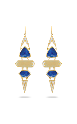 Doves By Doron Paloma Royal Lapis Earrings E7640LP-1 product image