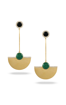 Doves By Doron Paloma Verde Earrings E9205BOMC product image