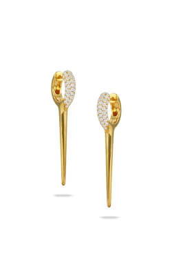 Doves By Doron Paloma Diamond Fashion Earrings E9777 product image