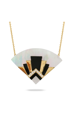 Doves By Doron Paloma Gatsby Necklace N9714BOMP product image