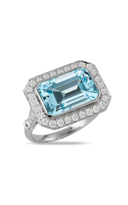 Doves By Doron Paloma Sky Blue Fashion Ring R9797BT product image
